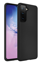 Base Galaxy S21 Plus Liquid Silicone Gel/Rubber Case