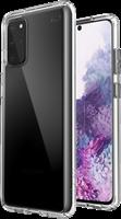Speck Galaxy S20 Plus Presidio Perfect Clear Case