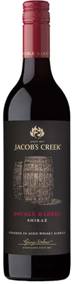 Corby Spirit & Wine Jacob's Creek Double Barrel Shiraz 750ml