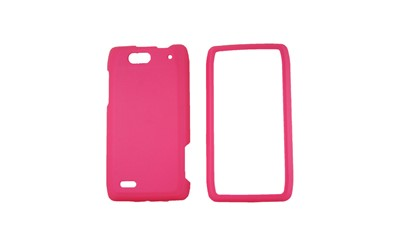 Offwire Snap-On Soft Touch Motorola Droid 4 Case