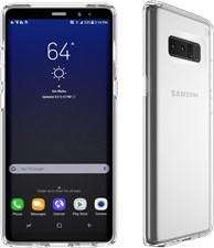 Speck Galaxy Note8 Presidio Clear Case