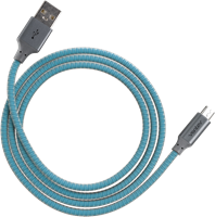 Ventev 4' Chargesync Alloy microUSB Cable