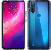 Blu Element Moto One Hyper DropZone Clear Case