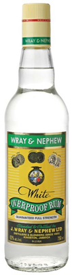 Forty Creek Distillery Wray & Nephew White Over Proof Rum 750ml