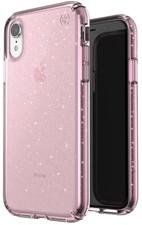 Speck iPhone XR Presidio Clear + Glitter Case