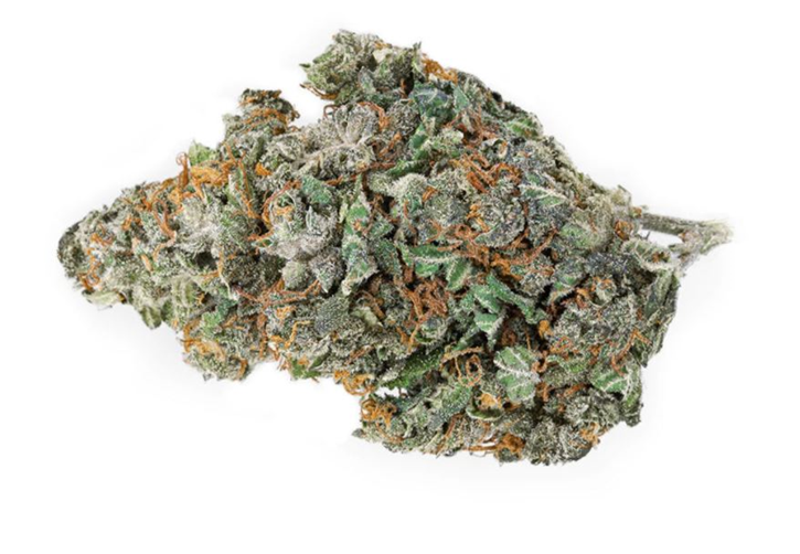 Organic Skunk Haze - The Green Organic Dutchman - Dried Flower