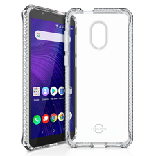 ITSKINS Itskins - Spectrum Clear Case For Alcatel Avalon V
