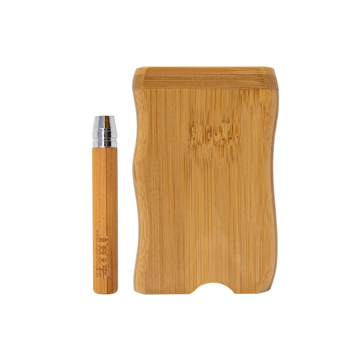 RYOT compact wooden dugout w/ poker
