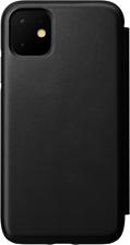 Nomad iPhone 11 Rugged Leather Folio Case