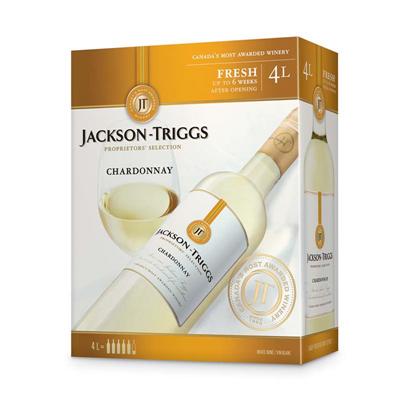 Arterra Wines Canada Jackson-Triggs Prop Select Chardonnay 4000ml