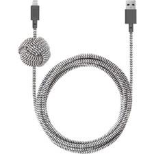 Native Union Night Apple Lightning Cable 3m