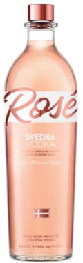 Arterra Wines Canada Svedka Rose Vodka 750ml
