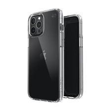 Speck Presidio Perfect Clear Cases for Apple iPhone 12 Pro Max