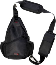 totinit Trifecta Mobile Packer RFID/Bottle Holder/Locking Zippers