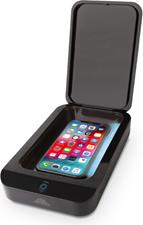 intelliARMOR Universal UV Sterilizer for Smartphones - Black