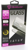 IShieldz iPhone X/XS 360 Tempered Glass Screen Protector (Front & Back)