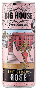Corby Spirit & Wine Big House The Siren Rose Can 250ml