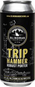 49th Parallel Group 4C Blindman Triphammer Robust Porter 1892ml