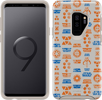 OtterBox Galaxy S9+ Symmetry Star Wars Case