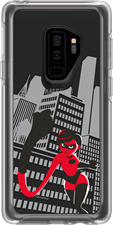OtterBox Galaxy S9+ Symmetry Series Clear Pixar Incredibles 2 Case
