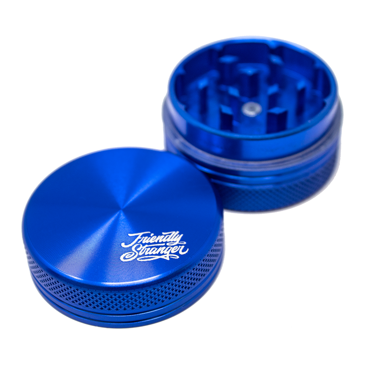 "Friendly Stranger, 2 Piece 1.5"" Grinder"