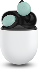 Google Pixel Buds w/Wireless Charging Case