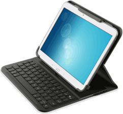 "Belkin Universal Slim Keyboard for 10"" Tablets"