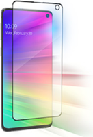 Zagg Galaxy S10 InvisibleShield GlassFusion VisionGuard Hybrid Glass Screen Protector