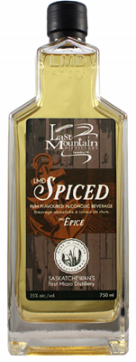 Last Mountain Distillery Last Mountain Spiced Rum 1140ml