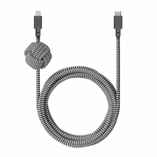 Native Union - Night Cable C to Lightning w/Knot 10ft
