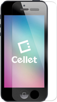 Cellet iPhone 5/5s/5c/SE Premium Tempered Glass Screen Protector