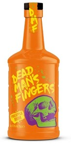 Authentic Wine & Spirits Dead Mans Fingers Pineapple Spiced Rum 750ml