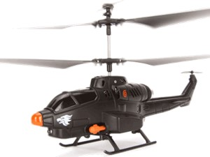 Griffin HELO TC Assault Helicopter with Missiles