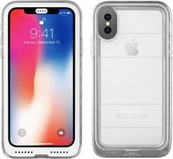 Pelican iPhone XS/X Marine Series Waterproof Case