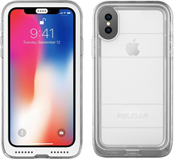 Pelican iPhone XS/X Marine Series Waterproof Case