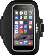 Belkin iPhone 6/6s Plus Sport-Fit Plus Armband