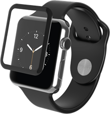 Zagg Apple Watch 42mm Series 2 InvisibleShield GlassProtector