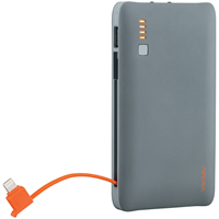 Ventev Powercell 6010 backup Battery with Lightning Cable