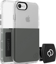 Nimbus9 iPhone 8/7/6s/6 Ghost 2 Case with Rotating Magnetic Wall And Vent Mounts