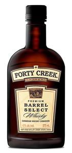 Forty Creek Distillery Forty Creek Premium Barrel Select 375ml