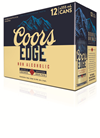 Molson Breweries 12C Coors Edge 4260ml