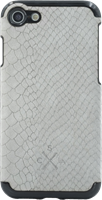 Candywirez iPhone 8/7 Vegan Leather Crocodile Case