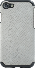 Candywirez iPhone 8/7 Vegan Leather Crocodile Case