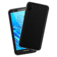 Case-Mate Case-mate - Protection Pack Tough Case Plus Glass Screen Protector For Motorola Moto E6