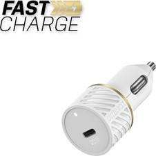 OtterBox - Fast Charge PD Car Charger USB-C 20W