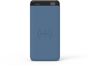 Tylt Xact 10000 mAh 5W Wireless Charging Pad And Power Bank