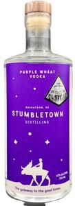 Stumbletown Distillery Stumbletown Purple Wheat Vodka 750ml