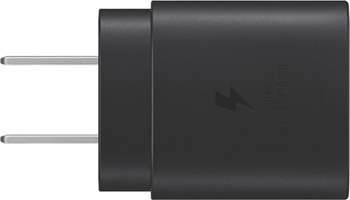 Samsung OEM Black 25W USB-C PD Wall Charger