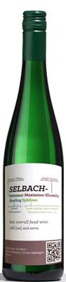 Doug Reichel Wine Selbach Riesling Spatlese 750ml