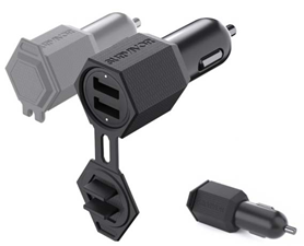 Griffin 4.8A Suvivor Dual USB Car Charger